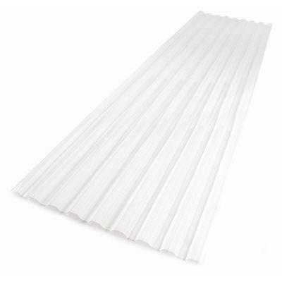 Suntuf 26 In X 8 Ft Clear Polycarbonate Roofing Panel