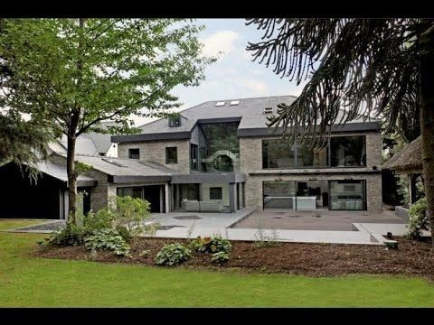 Zlatan Ibrahimovic's new house in Manchester