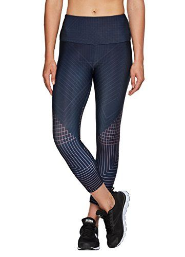 e994f4418f RBX Active Women's Yoga Workout Leggings Blue XS RBX | Fashion ...