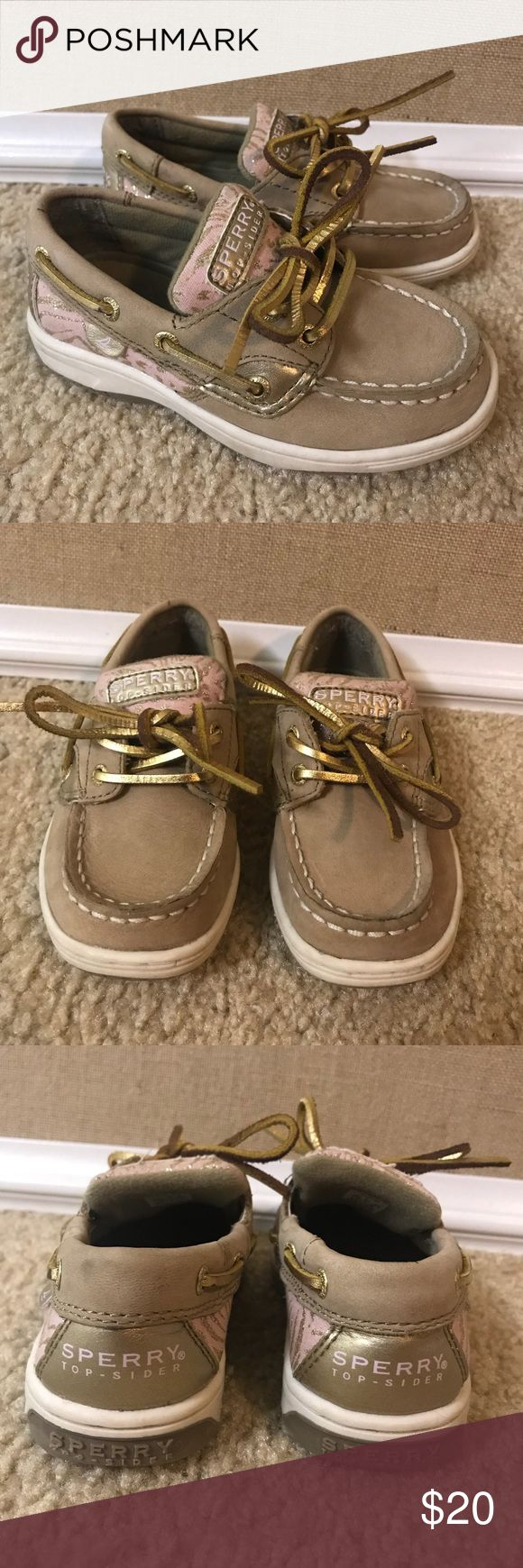 Toddler Sperry Top-Sider Boat Shoes Toddler Sperry Top-Sider Boat Shoes. Size 8.5M. Sperry Top-Sider Shoes Sneakers