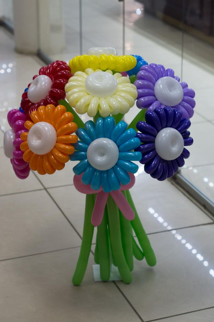 Crazy balloon animals -  16