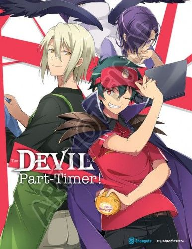 FUNimation Begins 'The Devil is a Part-Timer!' Anime Dub Cast Reveals :: Clearly, a dubbed version will never have the original name, but I'll add it here: Hataraku Maou-sama! Also, I don't think it NEEDS a dub.