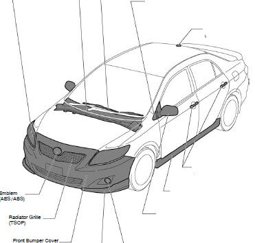 Toyota Corolla 2010 on yaris stereo wiring diagram