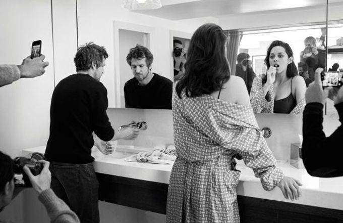 Марион Котийяр и Гийом Кане для Madame Figaro (Интернет-журнал ETODAY)