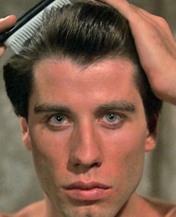 "John Travolta in ""Saturday Night Fever"" (1977). COUNTRY: United States. DIRECTOR: John Badham."