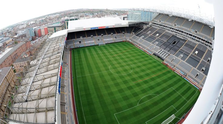 Rugby World Cup venue guide: St James' Park