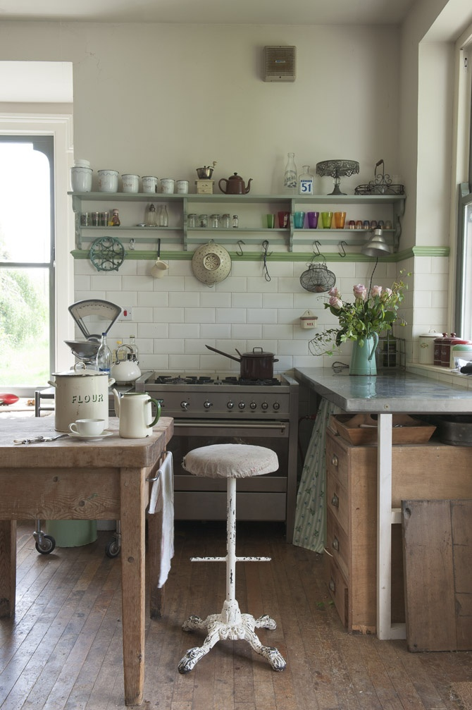 271 best images about modern cottage style kitchen on for Country industrial kitchen designs