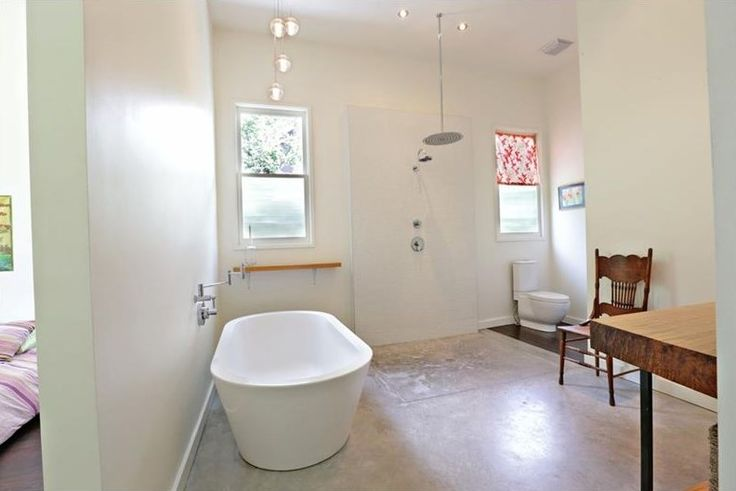 Eccentric Cabbagetown abode takes openness to the max for $450K - Curbed Atlantaclockmenumore-arrow : 11-foot ceilings (and surprises) abound with 1920s property