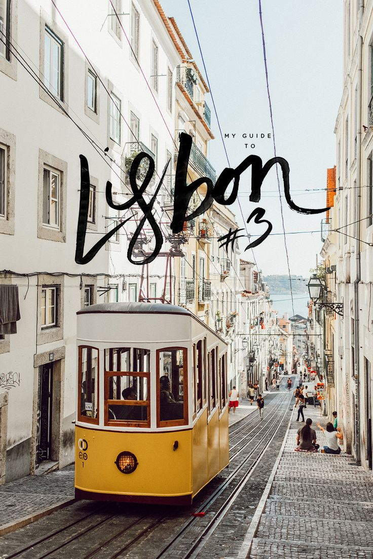 "I'm always so honoured when you guys come to me asking for Lisbon recommendations. To be recognised as a bit of a Lisbon obsessive is most definitely something I'm proud of – so with that in mind, I'm here with my third instalment of the WishWishWish Guide to Lisbon! If you're planning a trip, make sure to have a browse over parts one and two and note down your favourite things! Saves for ""local travel"" +146% on Pinterest."