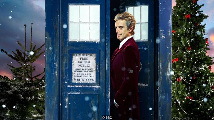 The Doctor Who Christmas Special (Credit: Credit: BBC)