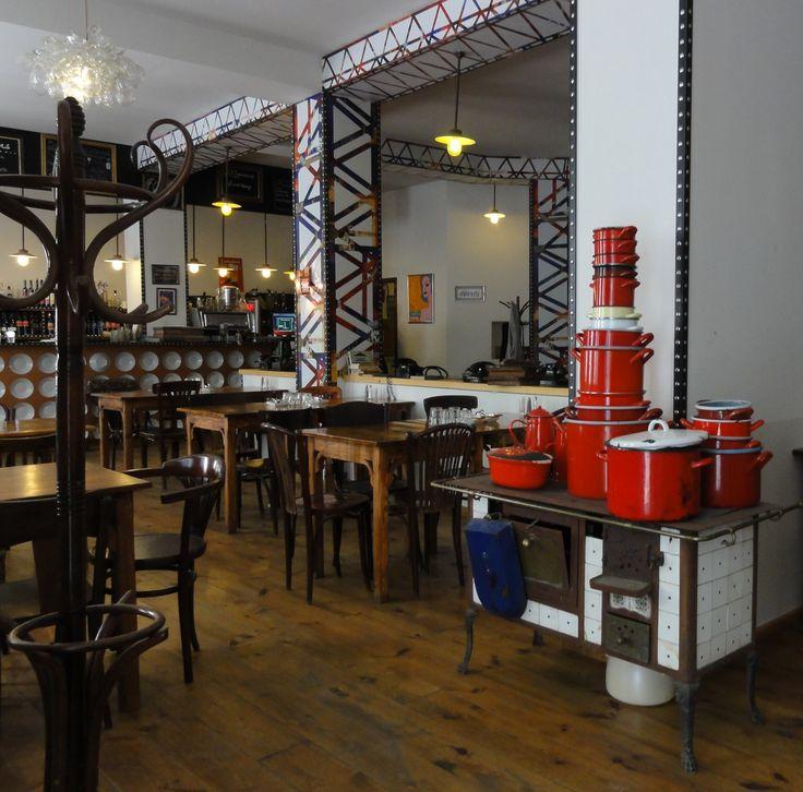 A Kőleves Étterem.