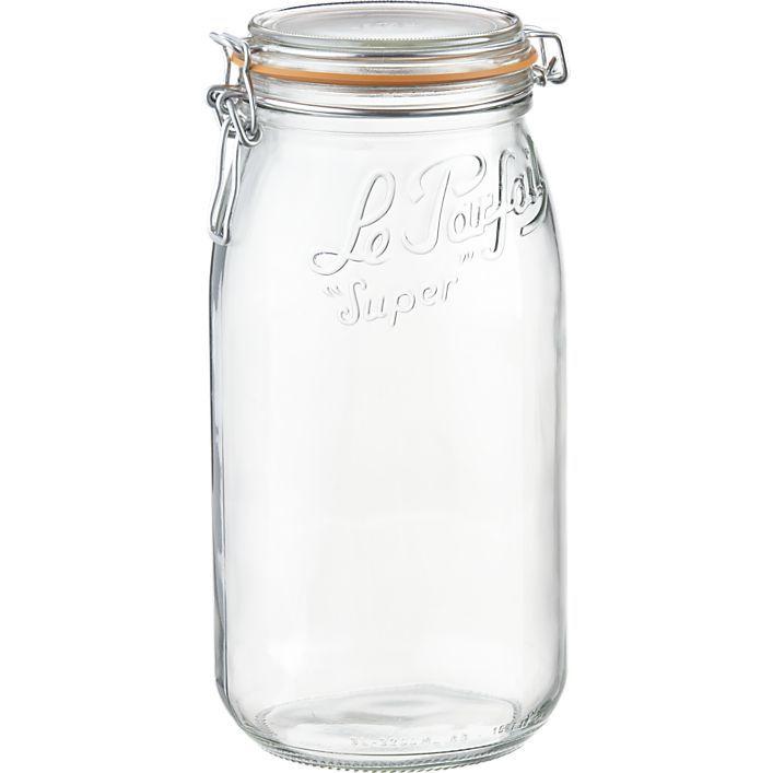 Le Parfait Jars | Crate and Barrel