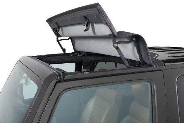 2007-2017 Jeep Wrangler Unlimited Bestop Bestop Sunrider® for Hard Top 52450-35 | eBay Motors, Parts & Accessories, Car & Truck Parts | eBay!