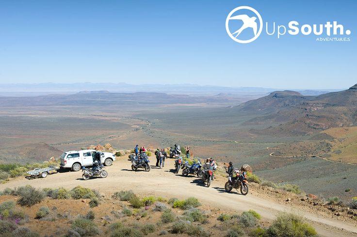 Gannaga Pass - Tankwa Karoo. BMW Motorcycle Tours #mountainpasses