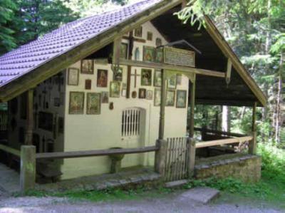 Kesselbodenkapelle Prackenbach