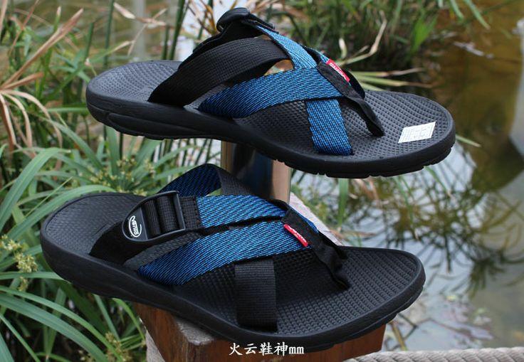 Вьетнамские обувь мужчин сандалии летние сандалии пляжные сандалии корейских мужчин мужчины стринги сандалии моды обувь - Taobao