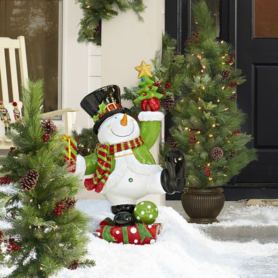 17+ images about christmas decorating {outdoors} on pinterest