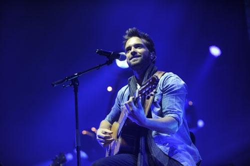 Pablo Alborán enamora en Madrid #cantantes #famosos #musica