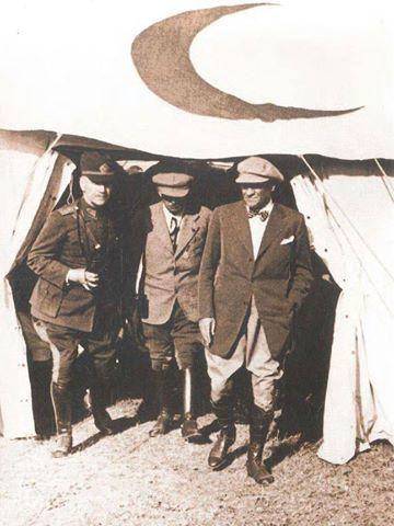 Ege Manevraları, Söke, Aydın, 10 Ekim 1937