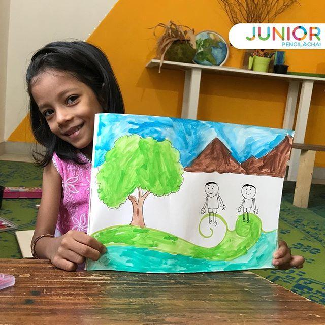 Vibrant Artlife Snaps From Juniorpencilandchai Course Info