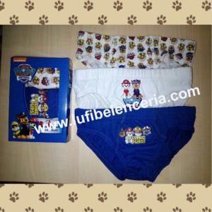 Slip Patrulla Canina . Pack 3
