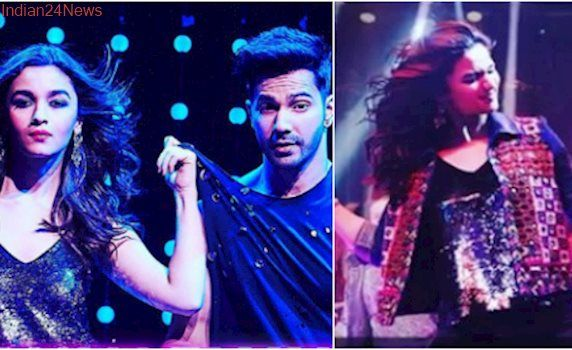 Badrinath Ki Dulhania song Tamma Tamma Again: Varun Dhawan, Alia Bhatt teleport you to the 90s. Watch video
