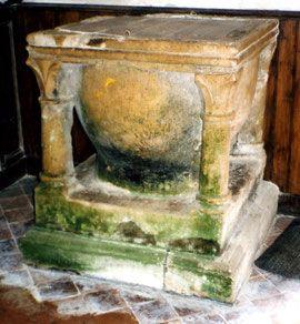 02.029.0497.32700.37087.8390 Fonts baptismaux de Saint-Lucien-de-Bergicourt