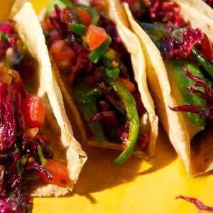 Tacos de Jamaica