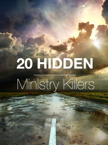 20 Hidden Ministry Killers by George Bullard