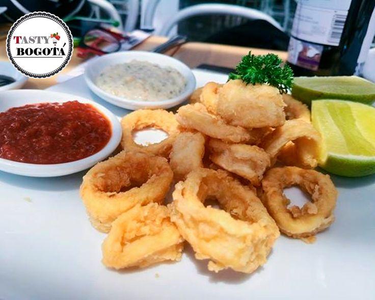 Calamares apañados Restaurante 55
