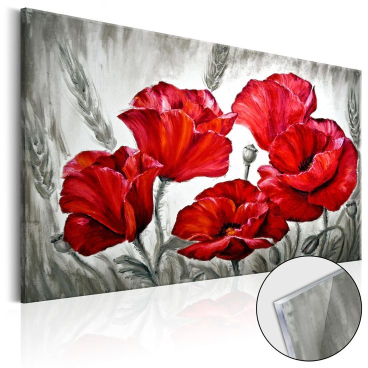 Waterproof & light print on acrylic glass could be an amazing wall decor for kitchen, bathroom or even outdoor!