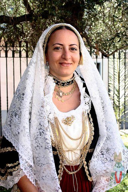 Costume della città di Selargius | Flickr - Photo Sharing!