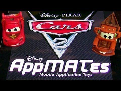 Cars 2 Appmates Disney App iTunes Winter Edition Review