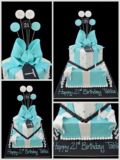 i wish to have this as my bday cake someday~~~ 21st birthday cake idea inspired by michelle cake designs