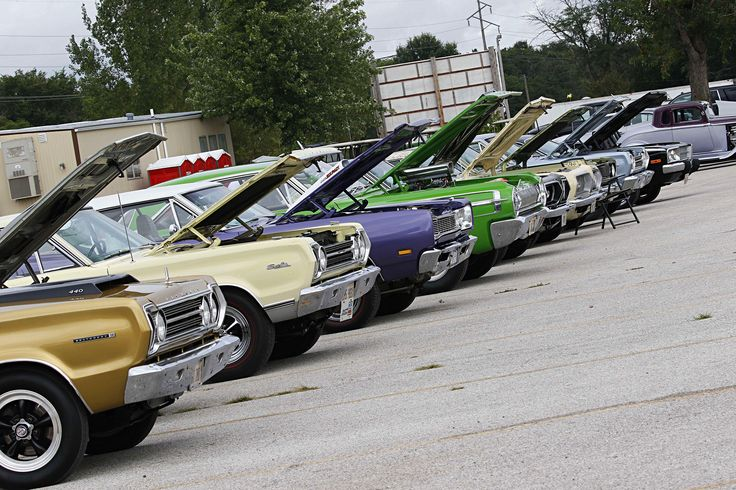 Fords vs Mopars Round One! Huge Cordova Gallery