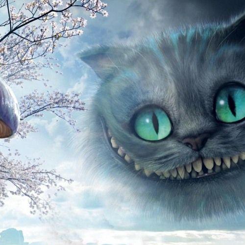 Gato de Cheshire(TRANCE)by REVERSON LUIZ