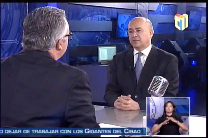 En Exclusiva: El Procurador General De La República Habla Del Caso Del Ex General Con Roberto Cavada #Video