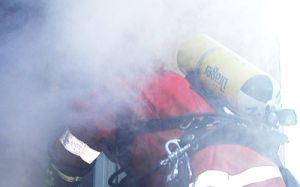 Uma criança entre as vítimas por inalação de gases