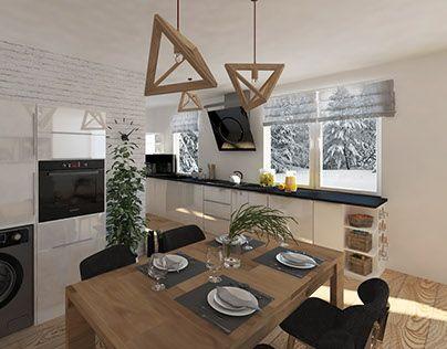 "Check out new work on my @Behance portfolio: ""Kitchen ""L"""" http://be.net/gallery/33107501/Kitchen-L"