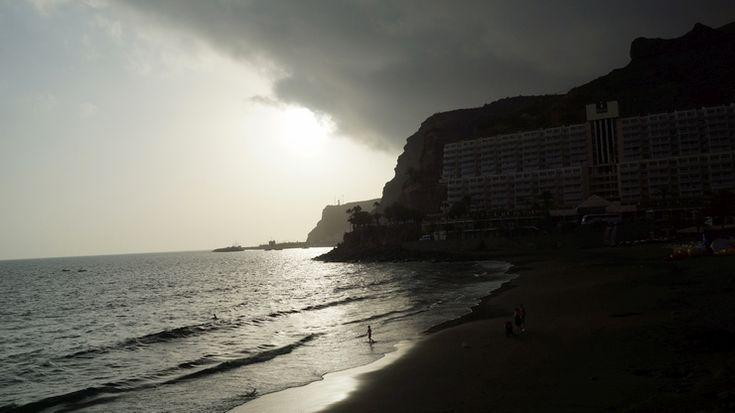Gran Canaria plaża www.HAART.pl