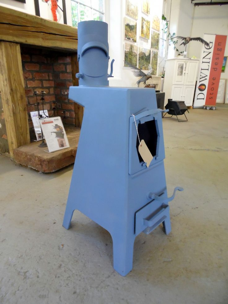 Patriot Blue Stove Paint