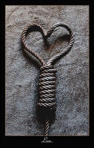 .: Bdsm, Life, Coeur Heart, Valentine Day, The Knots, Ties, Things, Ropes Heart, Broken Heart
