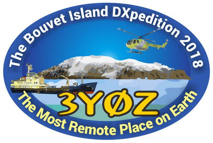 Bouvet Island 3Y0Z Logo