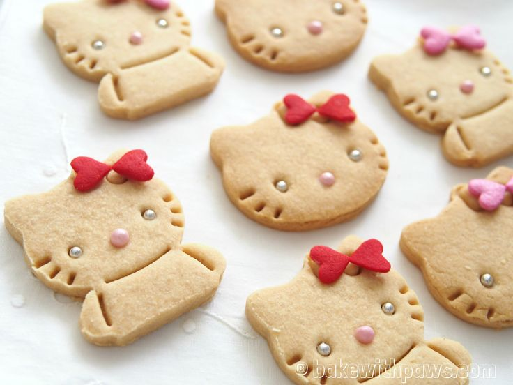 Hello Kitty Cookies! These are cookies that little girls can never get enough of. They don't only look cute but taste good too. I made these for my niece and she was thrilled! If you have any questions regarding… Continue Reading →
