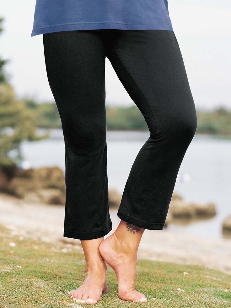 Plus Size Yoga And Pants On Pinterest