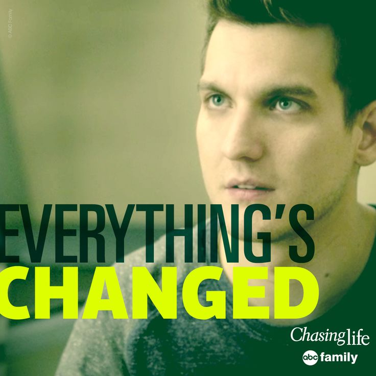 """Everything's changed."" - Leo 