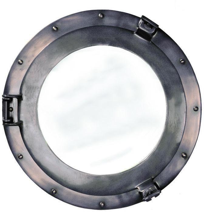 Spiegel Patrijspoort - AC188A - 38 cm - Authentic Models