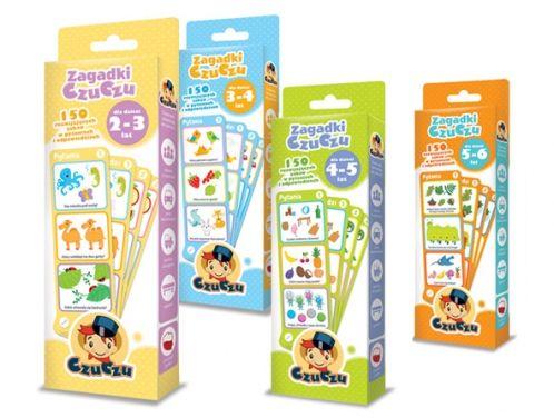 Zabawy Dla Dzieci Zagadki CzuCzu - Zabawy Dla Dzieci