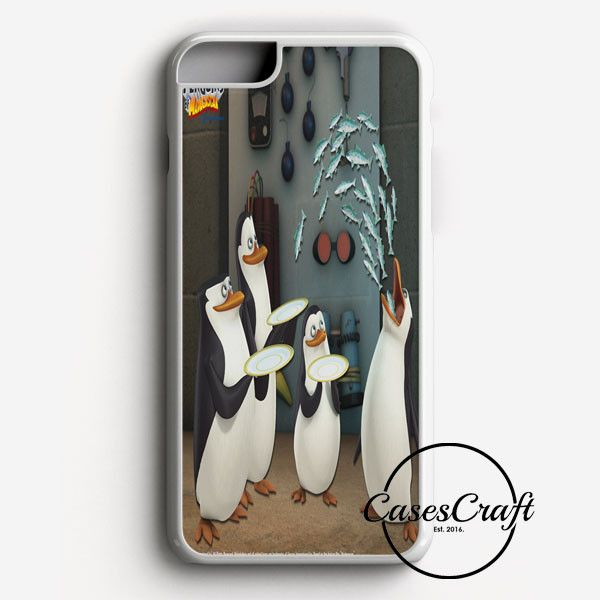 Funny Penguins Of Madagascar 2 Escape To Africa iPhone 7 Plus Case | casescraft