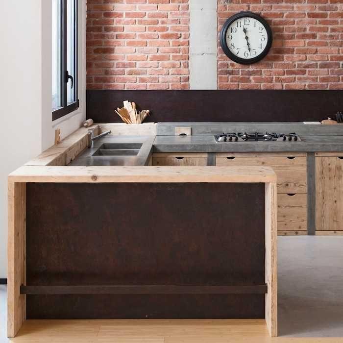 Oltre 25 fantastiche idee su mattoni a vista su pinterest for Arredamento rustico industriale
